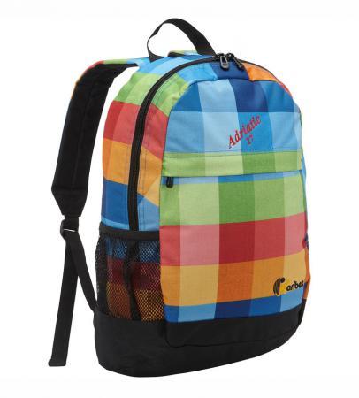 Рюкзак с анатомической спинкой Caribee Adriatic 27 л разноцветный 64441 рюкзак caribee x trek с анатомической спинкой черный синий 40 л