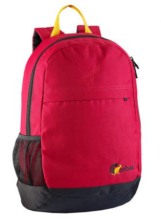 Рюкзак с анатомической спинкой Caribee Adriatic 27 л красный 64442 рюкзак с анатомической спинкой caribee x trek 28 28 л синий желтый 63821