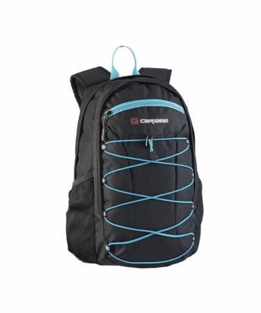 Рюкзак с анатомической спинкой Caribee Elk 16 л черный 6230 рюкзак с анатомической спинкой caribee x trek 28 28 л черный оранжевый 6382