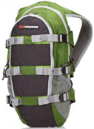 Рюкзак с анатомической спинкой CARIBEE STRATOS XL 18 л зеленый 61012 рюкзак с анатомической спинкой caribee x trek 28 28 л черный оранжевый 6382