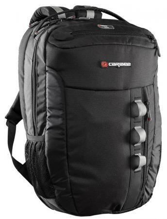 Рюкзак с анатомической спинкой Caribee Exec 22 л черный 6676 рюкзак с анатомической спинкой caribee x trek 28 28 л черный оранжевый 6382