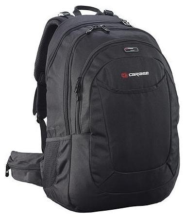 Рюкзак с отделением для ноутбука Caribee College 40 X-tend 40 л черный 6370 цена