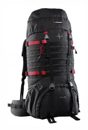 Рюкзак CARIBEE Pulse 80 л черный 6610 рюкзак caribee pulse 65 л черный 6612