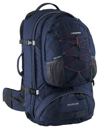 Рюкзак с анатомической спинкой CARIBEE Mallorca 70 70 л синий рюкзак с анатомической спинкой caribee x trek 28 28 л черный оранжевый 6382