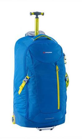 Рюкзак на колесах Caribee Stratosphere 75 л синий 6811 рюкзак caribee x trek с анатомической спинкой черный синий 40 л