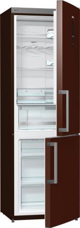 Холодильник Gorenje NRK6192MCH коричневый gorenje nrk 6192 mr