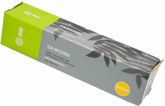 Картридж Cactus CS-WC5325 006R01160 для Xerox WorkCentre 5325/5330/5335 черный 30000стр compatible xerox toner cartridge for xerox workcentre 5325 5330 5335