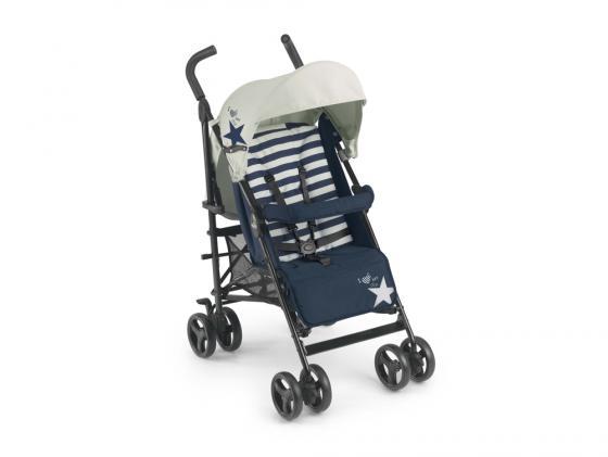 Коляска-трость Cam Flip (цвет 80/синий-белый в полоску) cam прогулочная коляска portofino cam тёмно синий