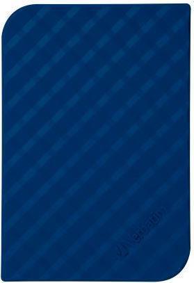 Внешний жесткий диск 2.5 USB3.0 1Tb Verbatim Store n Go синий 53200