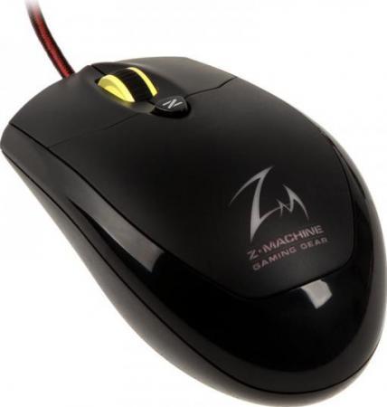 Мышь проводная Zalman ZM-M600R чёрный USB мышь zalman zm m501r черный usb
