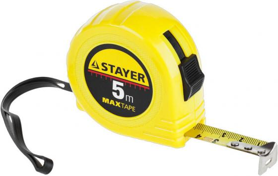 Рулетка Stayer Master 5мх19мм 34014-05-19 цена в Москве и Питере