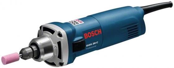 Прямая шлифмашина Bosch GGS 28 C 650 Вт гравер bosch ggs 28 lce professional