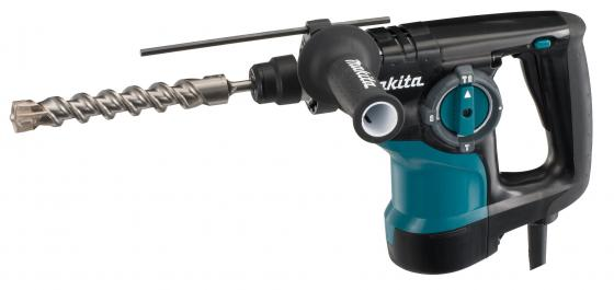 Перфоратор Makita HR2800 SDS Plus 800Вт перфоратор sds plus makita hr2611ft x5