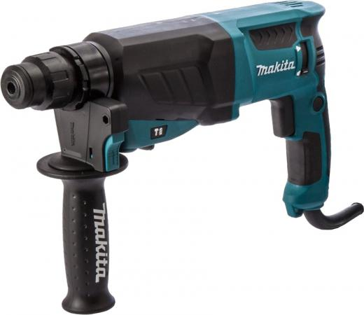 Перфоратор Makita HR2630X7 SDS Plus 800Вт перфоратор sds plus makita hr1841f