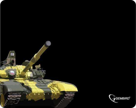 все цены на Коврик для мыши Gembird MP-GAME10 с рисунком танк онлайн