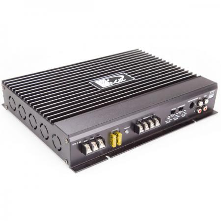 Усилитель звука Kicx RTS 2.60 2-канальный 2x60 Вт автоакустика kicx rts 694v