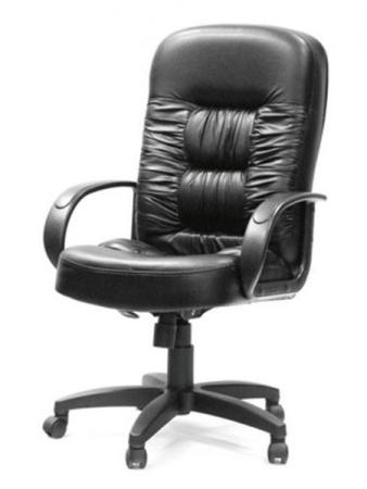 Кресло Chairman 416 Эко черный 6025524 chairman 416 эко