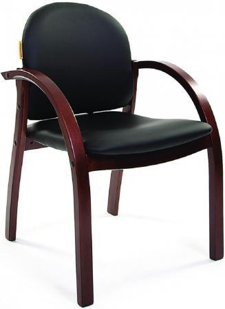 цена на Кресло Chairman 659 Terra черный матовый/темный орех 6066646