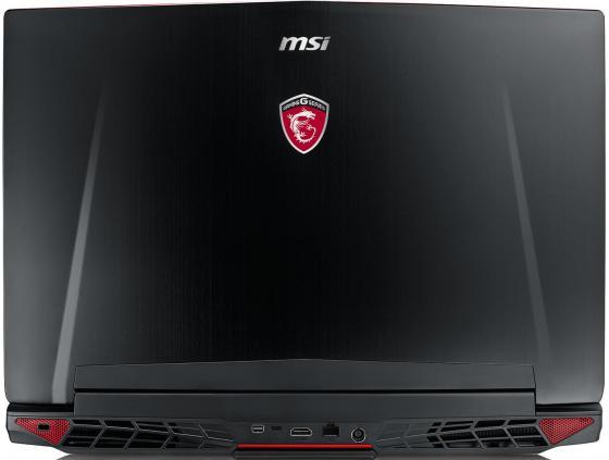 """Ноутбук MSI GT72 6QD-844RU 17.3"""" 1920x1080 Intel Core i7-6700HQ 1 Tb 16Gb nVidia GeForce GTX 970M 3072 Мб черный Windows 10 Home 9S7-178211-844"""