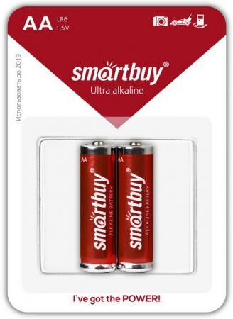 Батарейки Smart Buy SBBA-2A02B AA 2 шт bulk buy canvas concepts fancy back decor canvas white 6x6 2 pkg cc70207 2 pack