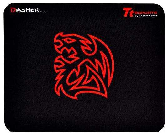 лучшая цена Коврик для мыши Thermaltake eSPORTS Dasher Mini EMP0006CSS