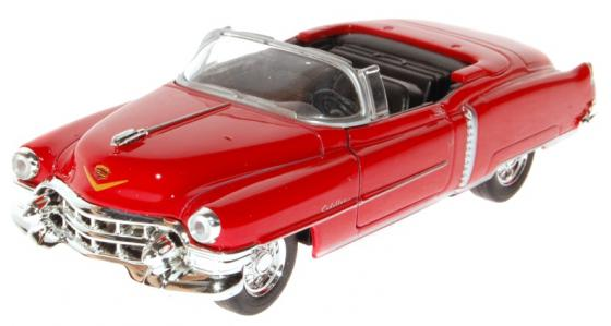 Автомобиль Welly Cadillac Eldorado 1953 1:34-39 цвет в ассортименте 42356С-W eldorado платье