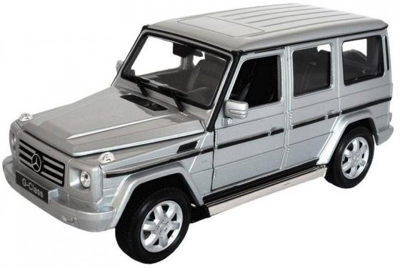 Автомобиль Welly Mercedes-Benz G-Class 1:34-39 43689 автомобиль welly mercedes benz sls amg 1 34 39 цвет в ассортименте 43627w