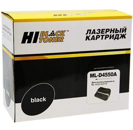Картридж Hi-Black ML-D4550A для Samsung ML 4050/4550/4551N черный 10000стр картридж colortek black для ml 3750
