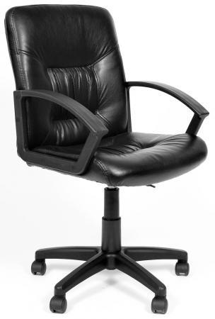 Кресло Chairman 651 Эко черный 6017829 chairman кресло компьютерное chairman 651 черный черный