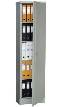 Офисный шкаф ПРАКТИК AM 1845 1830х472х458 30 кг