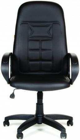 Кресло Chairman 727 Терра черный 6098211 компьютерное кресло chairman 727 серый