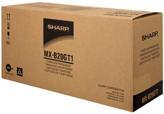 Картридж Sharp MX-B20GT1 для MX-B200/201 черный sharp r 8772nsl