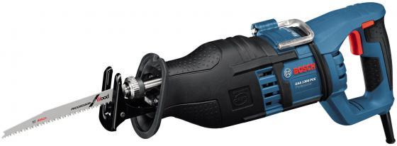 Сабельная пила Bosch GSA 1300 PCE 1300Вт 060164E200 аккумуляторная сабельная ножовка bosch gsa 10 8v li 0 601 64l 902