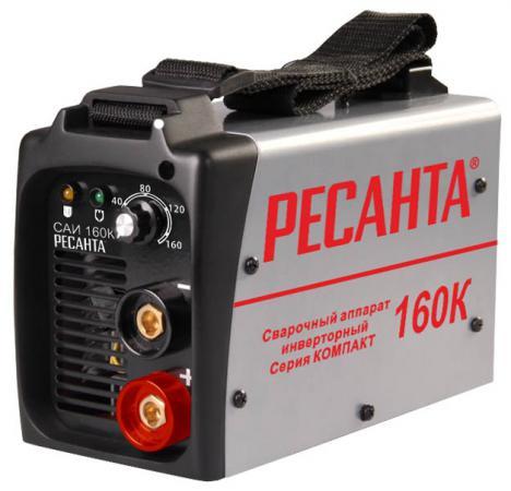 Аппарат сварочный Ресанта САИ 160К 65/35 сварочное оборудование ресанта саи 160