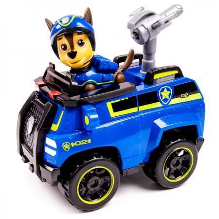 Игровой набор Paw Patrol Машинка спасателя и щенок Маршал в ассортименте 16601 игровой набор paw patrol воздушные спасатели в ассортименте