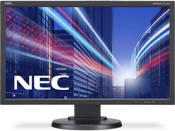 """цена на Монитор 23"""" NEC E233WM-BK черный TFT-TN 1920x1080 250 cd/m^2 5 ms DVI DisplayPort VGA Аудио"""