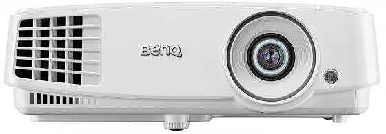 Проектор BenQ MX570 DLP 1024x768 3200 ANSI Lm 13000:1 VGA HDMI S-Video RS-232 USB 9H.JCS77.14E проектор benq mw526e dlp 1280x800 3200 ansi lm 13000 1 2xvga hdmi s video rs 232 9h jd977 33e