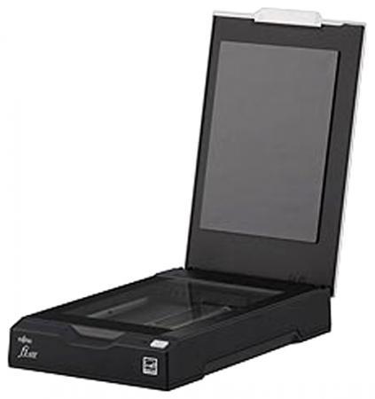 Сканер Fujitsu fi-65F планшетный А6 600x600 dpi CIS USB черный PA03595-B001