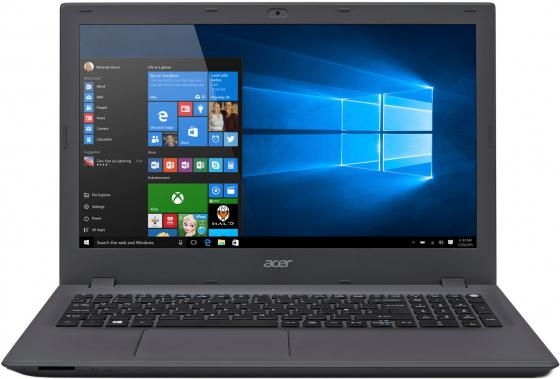 Ноутбук Acer Aspire E5-532 15.6 1366x768 Intel Celeron-N3050 500 Gb 2Gb Intel HD Graphics черный Windows 10 Home NX.MYVER.016 ноутбук acer aspire e5 532 c43n nx myver 017