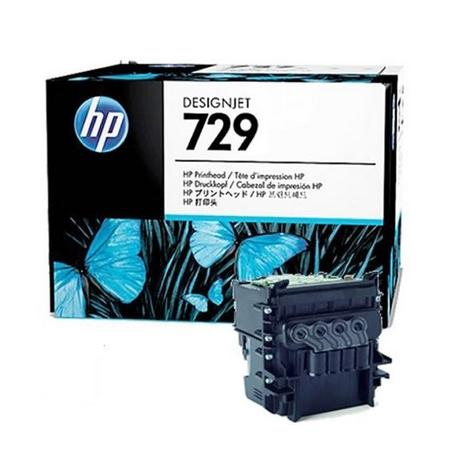 Печатающая головка HP F9J81A №729 для Designjet Т730/Т830 free shipping q5669 60664 for hp designjet t610 t1100 z2100 z3100 z3200 vacuum fan aerosol fan assembly original used