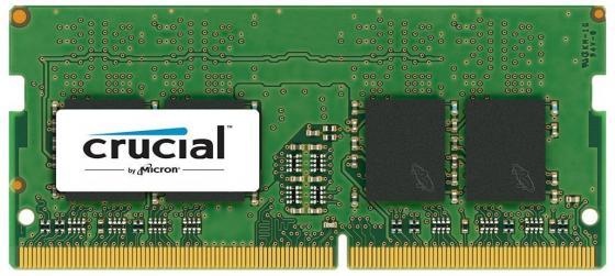 Оперативная память для ноутбуков SO-DDR4 16Gb PC4-17000 2133MHz Crucial CT16G4SFD8213