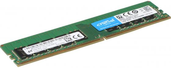 Оперативная память 16Gb PC4-17000 2133MHz DDR4 DIMM Crucial CT16G4WFD8213