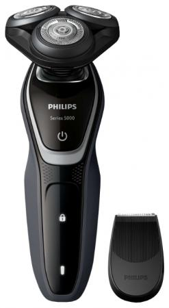 Бритва Philips S5110/06 чёрный philips hd 2173 03 мультиварка скороварка
