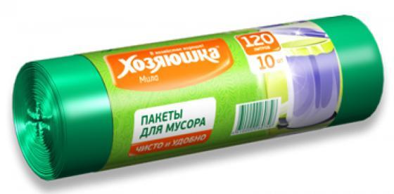 Пакеты для мусора Хозяюшка Мила 07004 хозяюшка мила насадка для швабры флеттер м 07