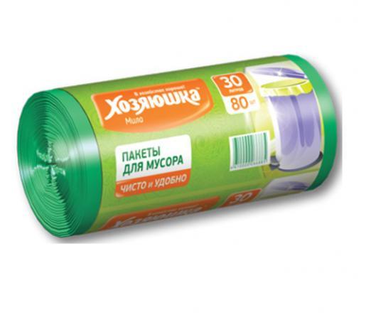 Пакеты для мусора Хозяюшка Мила 07019 цены онлайн