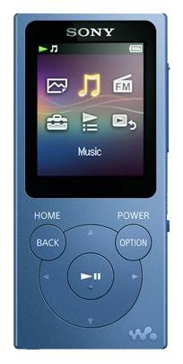 цена на Плеер Sony NW-E394 8Гб голубой