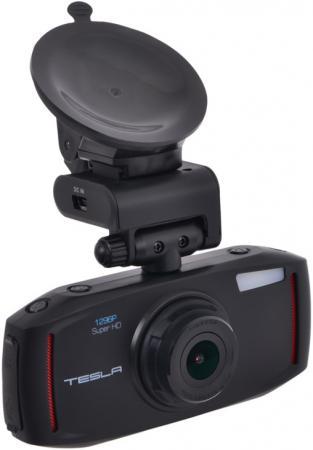Видеорегистратор Tesla RoverEye A7 2.7 Ambarella 2.7 1920x1080 4Mp 170° microSD microSDHC датчик движения HDMI черный