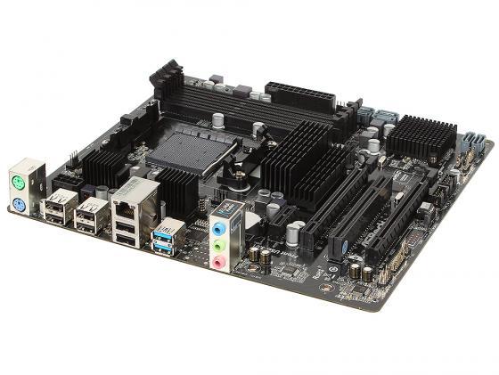 Материнская плата ASRock 970M Pro3 Socket AM3+ AMD 970 4xDDR3 2xPCI-E 16x 1xPCI 1xPCI-E 1x 6xSATAIII mATX Retail материнская плата asus h81m r c si h81 socket 1150 2xddr3 2xsata3 1xpci e16x 2xusb3 0 d sub dvi vga glan matx