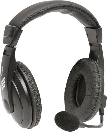 Гарнитура Defender Gryphon HN-750 черный гарнитура defender warhead hn g130 черный 64103