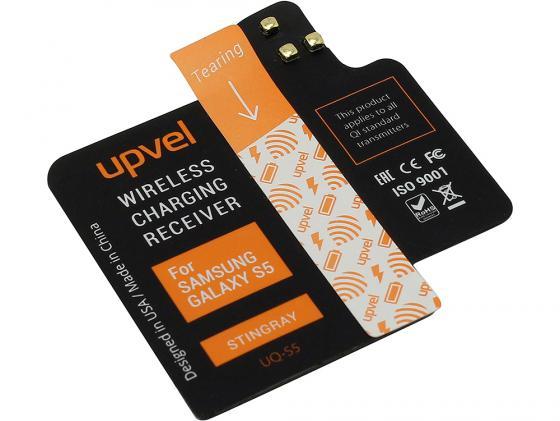 Беспроводное зарядное устройство Upvel Upvel UQ-S5 0,5 А черный чехол upvel uq ci6 stingray для iphone 6 чёрный